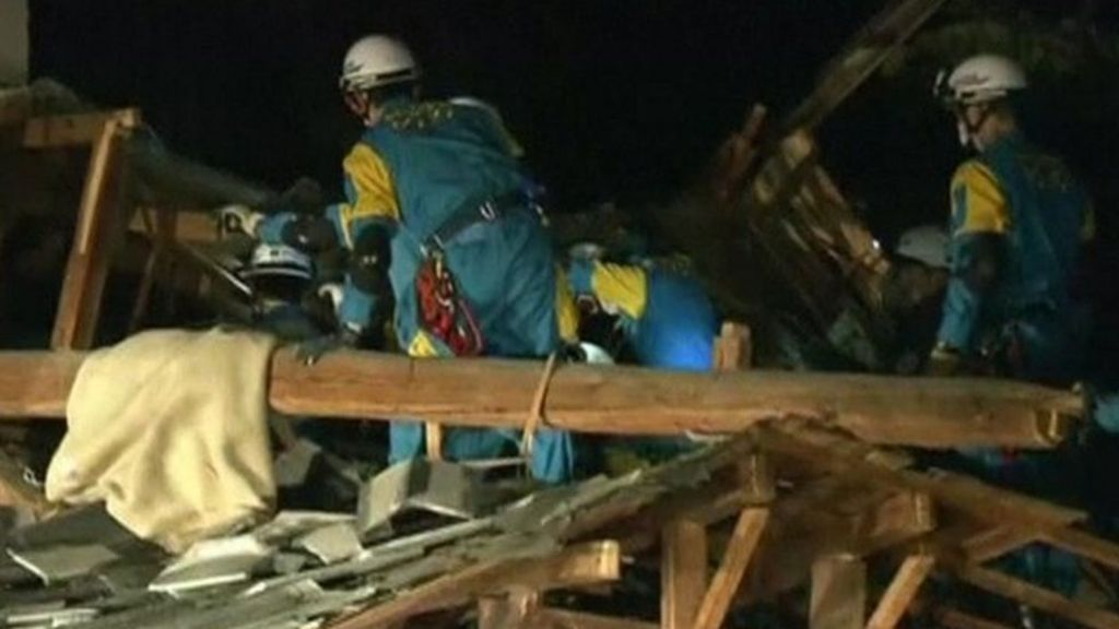 Japan earthquake: Death toll rises after second Japan quake