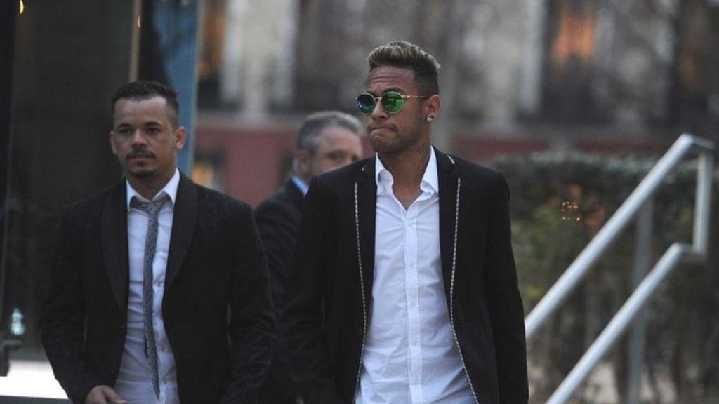 Neymar investigated in Brazil over fraud allegations - BBC News