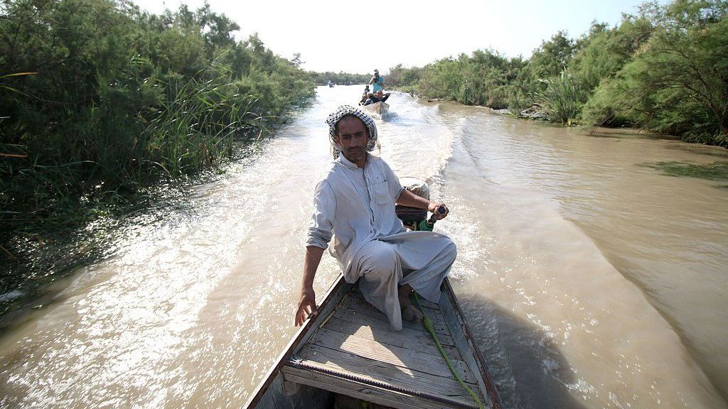 Iraq marshlands named Unesco World Heritage Site