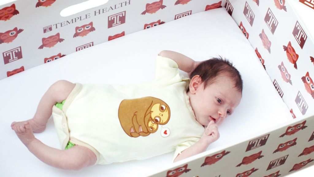 Why babies all over the world are now sleeping in boxes ...