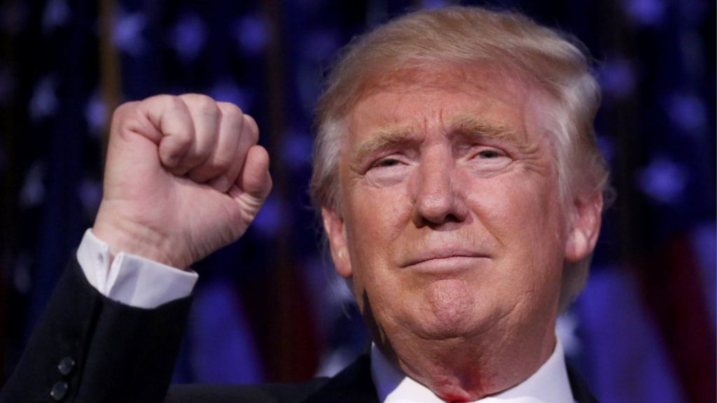 US election 2016 result: Trump beats Clinton to take White House