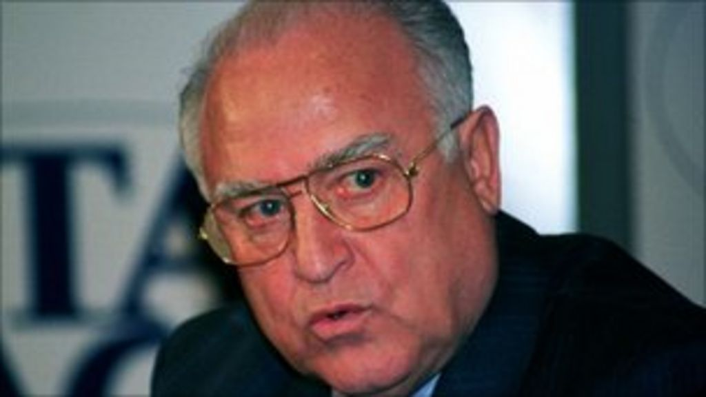 The cause of death of Viktor Chernomyrdin is established 03.11.2010