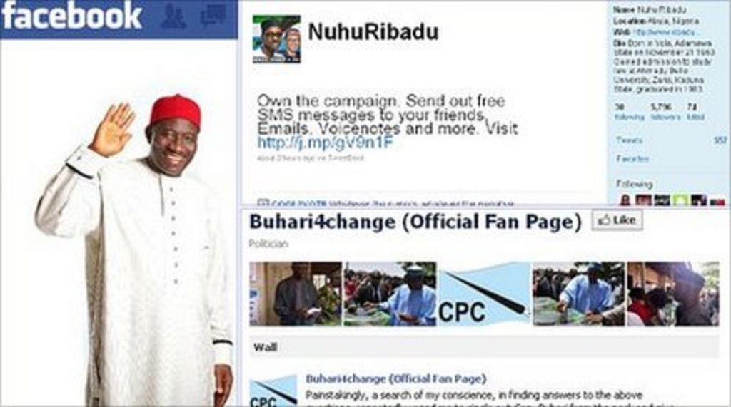 Bbc News Twitter: Nigeria Election: Politicians All Of A Twitter