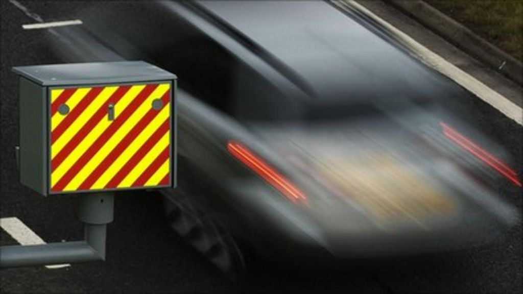 Speed cameras record 24,000 offences in south Wales - BBC News