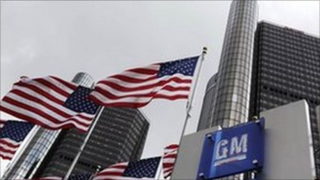 General Motors Quarterly Profits Almost Double Bbc News
