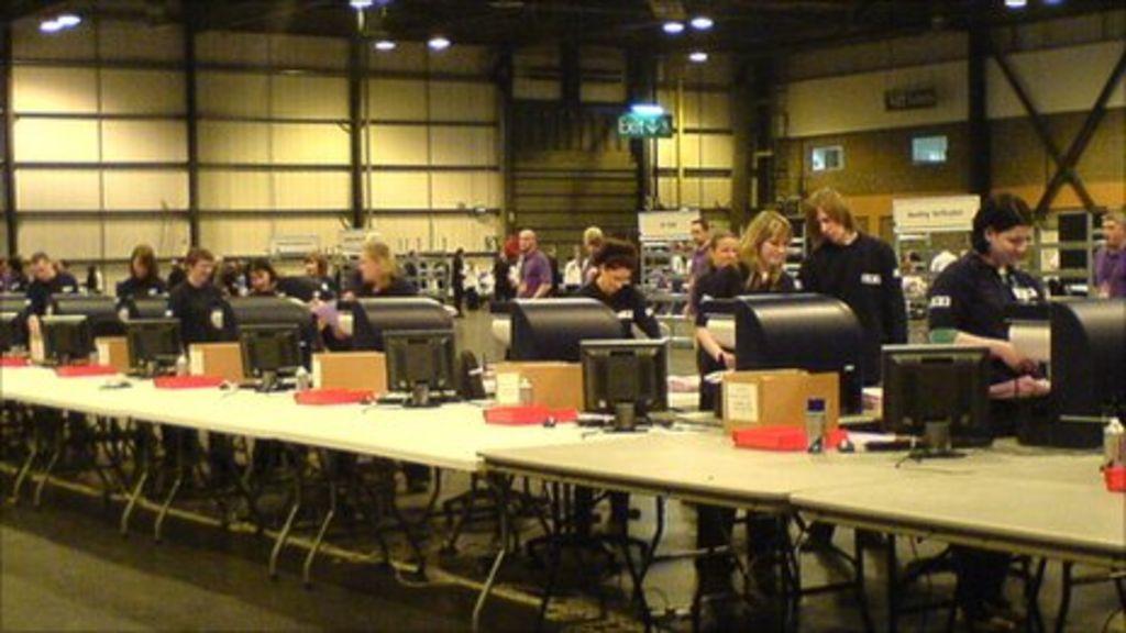 Scottish Enterprise media centre