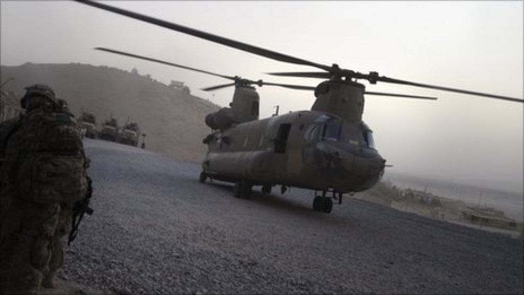 US probes Afghanistan special forces helicopter crash ...