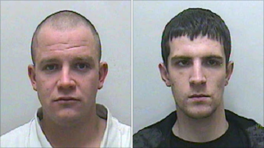 Chorley drug dealers Martin Kiley and Phillip Jennings jailed - BBC News - _54754879_preston_464