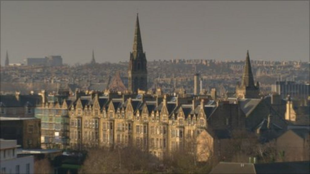 edinburgh council tax moving home