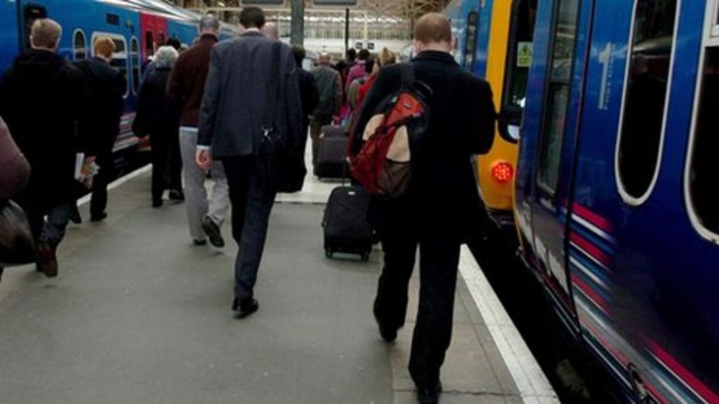 Rail commuters