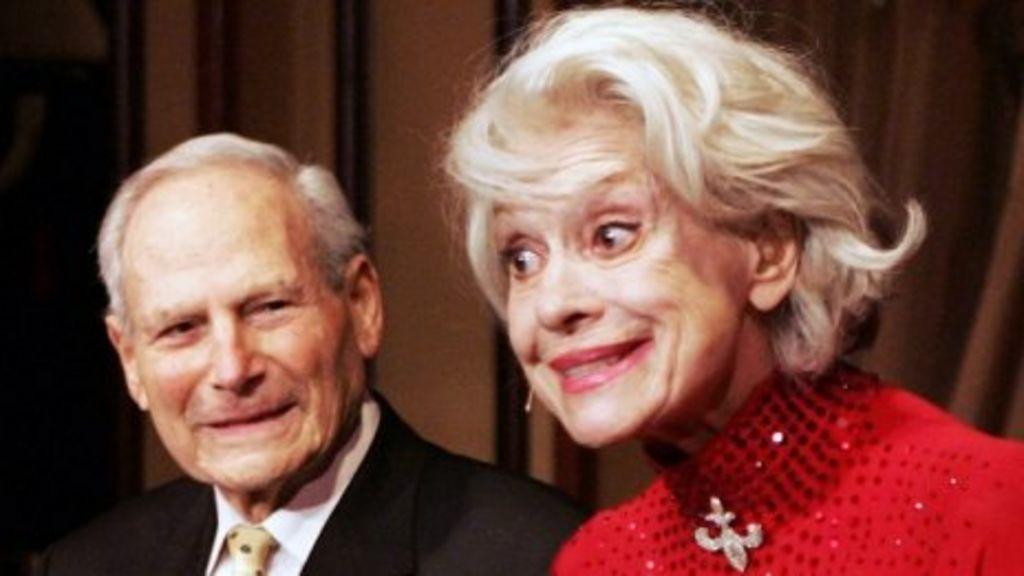 Carol Channing 'sweetheart' Harry Kullijian dies aged 91 ...