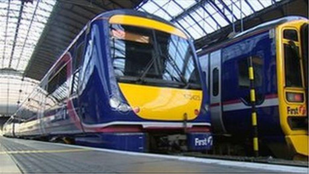 ScotRail trains