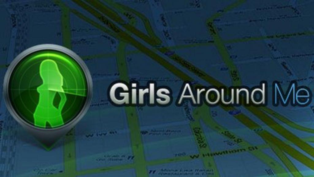 Girls around me app