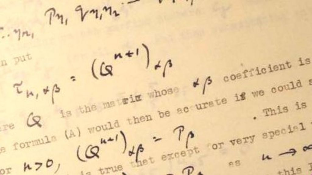 alan turing essay Alan turing (1912-54) is best-known for helping decipher the code created by german enigma machines in the second world war, and for being one of the founders of computer science and artificial intelligence this archive contains many of turing's letters, talks, photographs and unpublished papers, as well as memoirs and obituaries written about him.