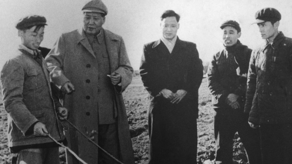 The institutional causes of china's great famine, 1959-1961