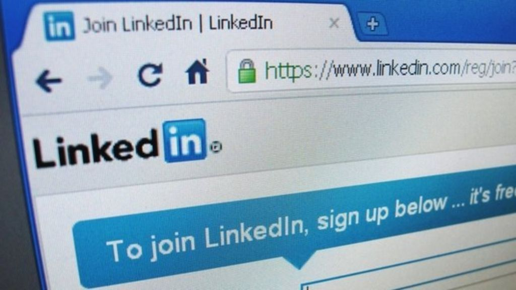 LinkedIn reaches 10 millionth UK user - BBC News