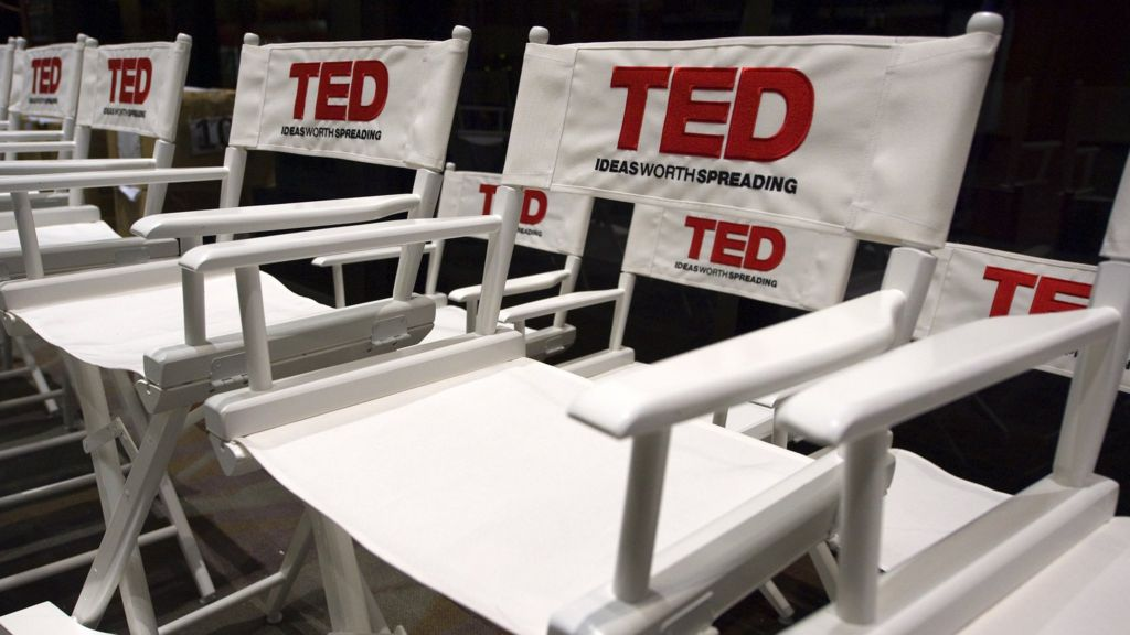 The cult of TED - BBC News