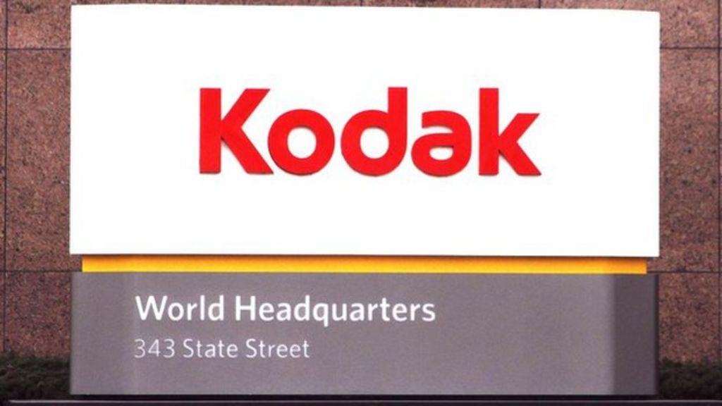 Kodak future business planning