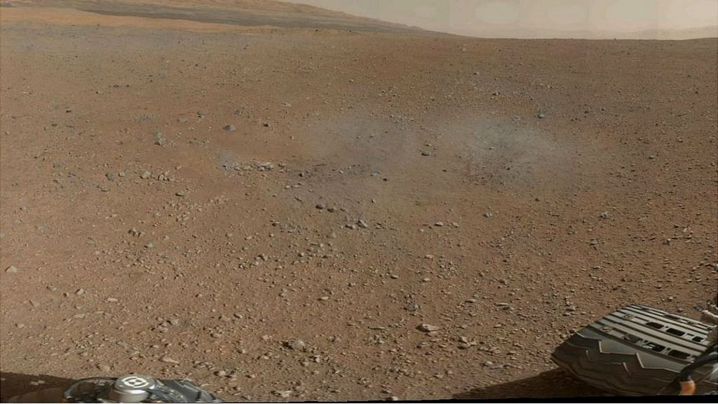 mars rover first photo - photo #19