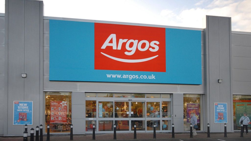 argos sales boosted by tablet computers bbc news. Black Bedroom Furniture Sets. Home Design Ideas