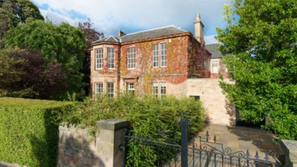 Jk Rowling Author Sells Merchiston House In Three Weeks