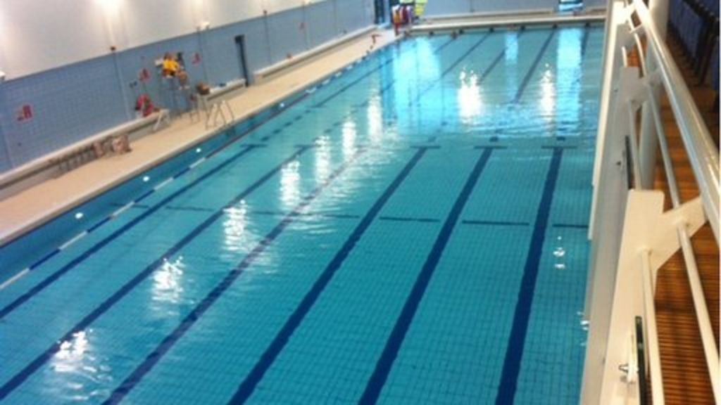 Ni 39 S First 50m Swimming Pool Opens In Magherafelt Bbc News