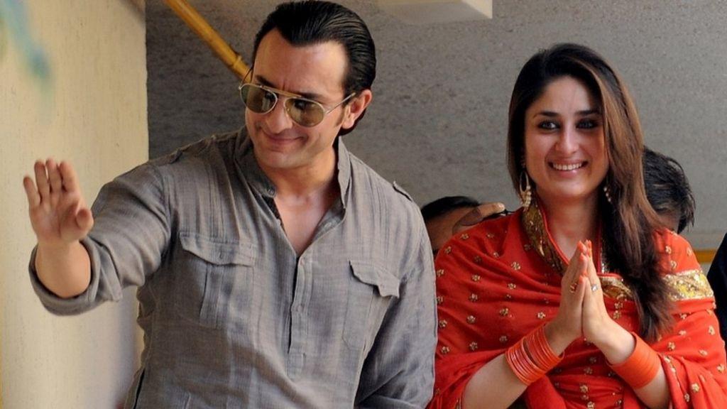 Bollywood's Saif Ali Khan and Kareena Kapoor get married ...