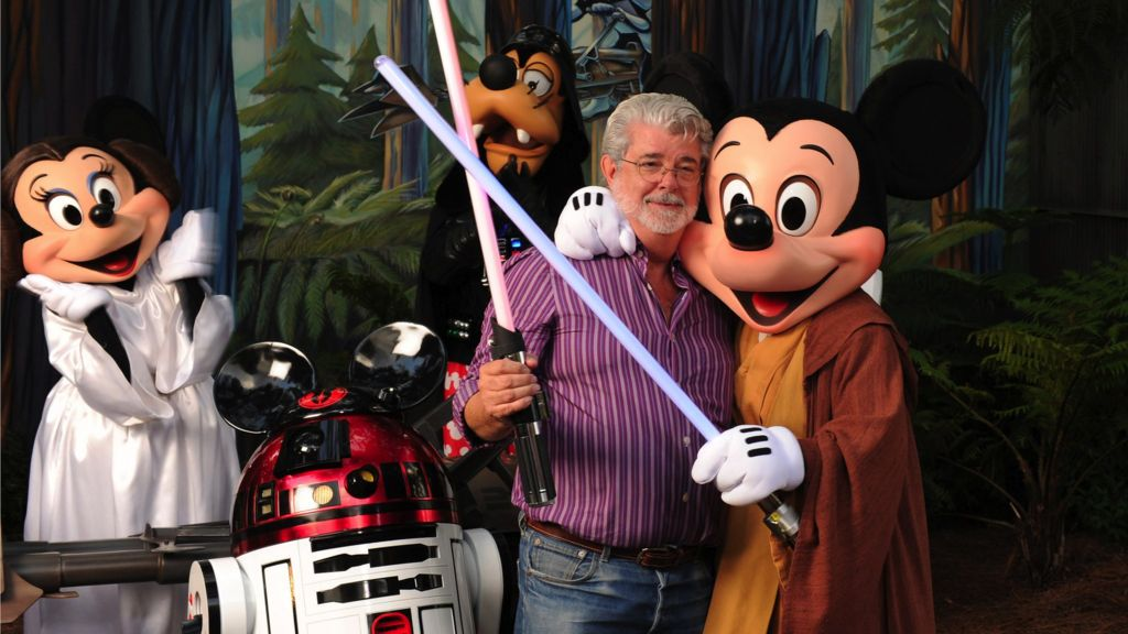 Disney buys Star Wars maker Lucasfilm from George Lucas - BBC ...