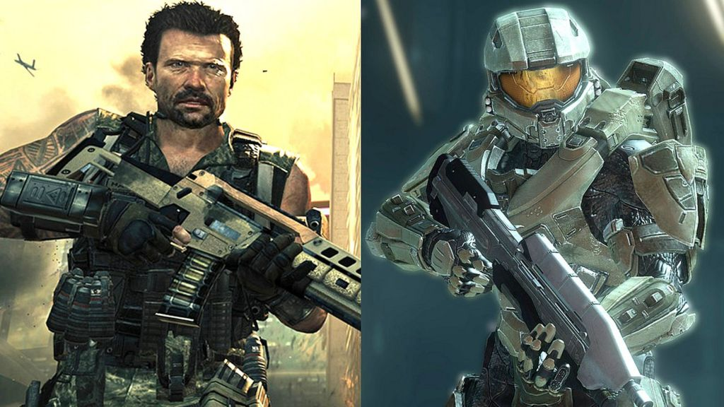 Halo 4 and Call of Duty: Black Ops 2 shoot it out - BBC News