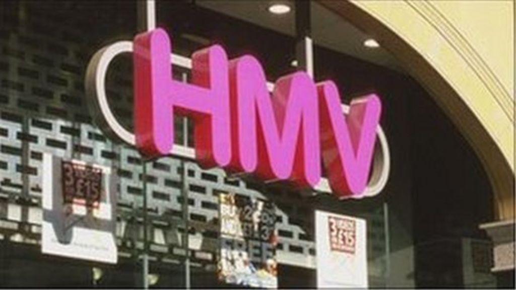 HMV administrators announce 190 job losses - BBC News