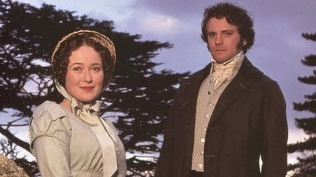 Pride and Prejudice 1995 TV series - Wikipedia
