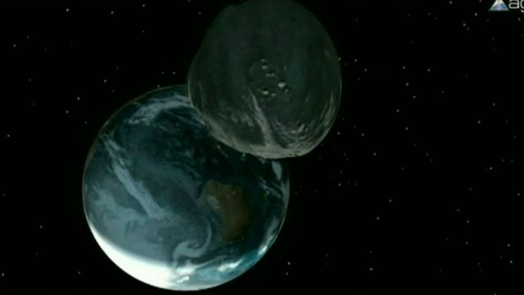 Asteroid 2012 DA14 set for record-breaking Earth pass ...
