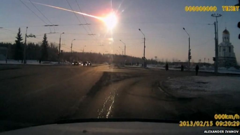 asteroid over russia 2017 - photo #15