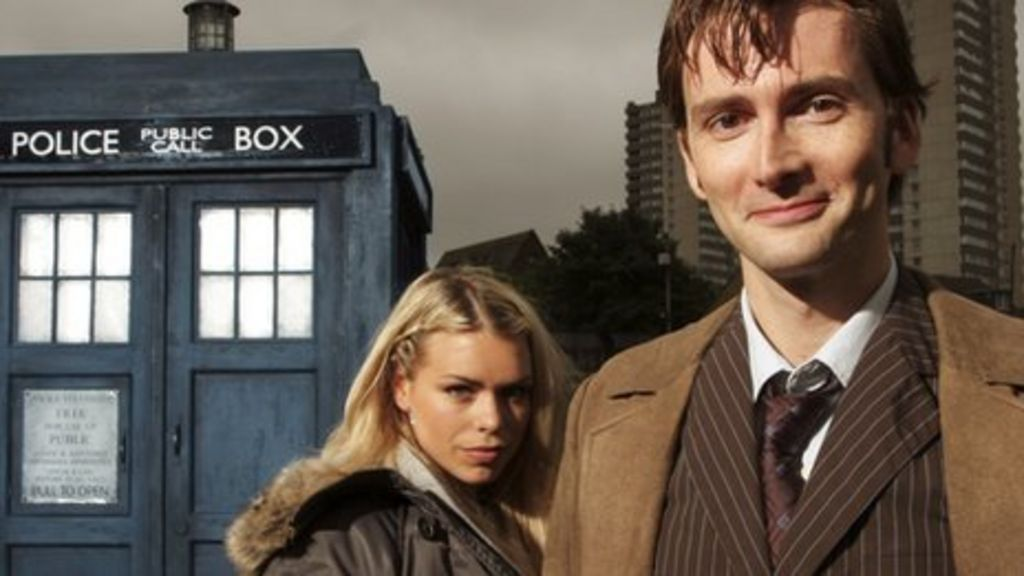 Doctor Who: David Tennant returns for anniversary show ... David Tennant Billie Piper 50th Anniversary