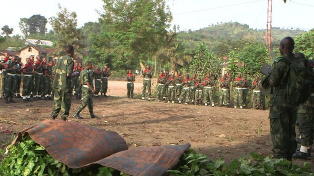 Gang Rape Used as Weapon of War in Democratic Republic of the Congo
