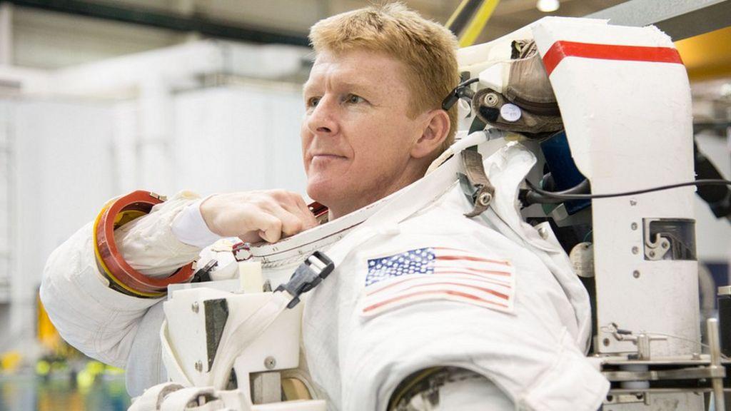 UK astronaut Tim Peake to go to International Space ...