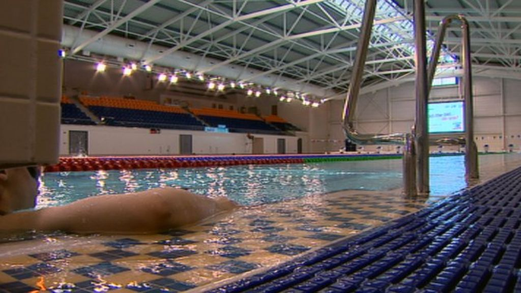 glasgow 2014 tollcross pool opens to the public bbc news. Black Bedroom Furniture Sets. Home Design Ideas