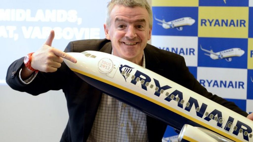 Ryanair business report