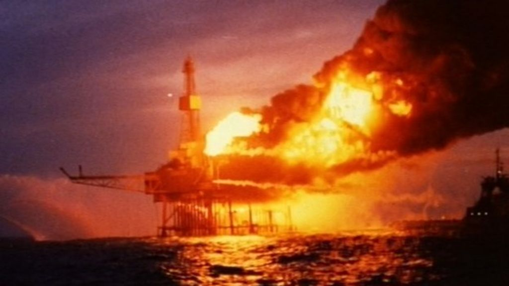 piper alpha  how we survived north sea disaster