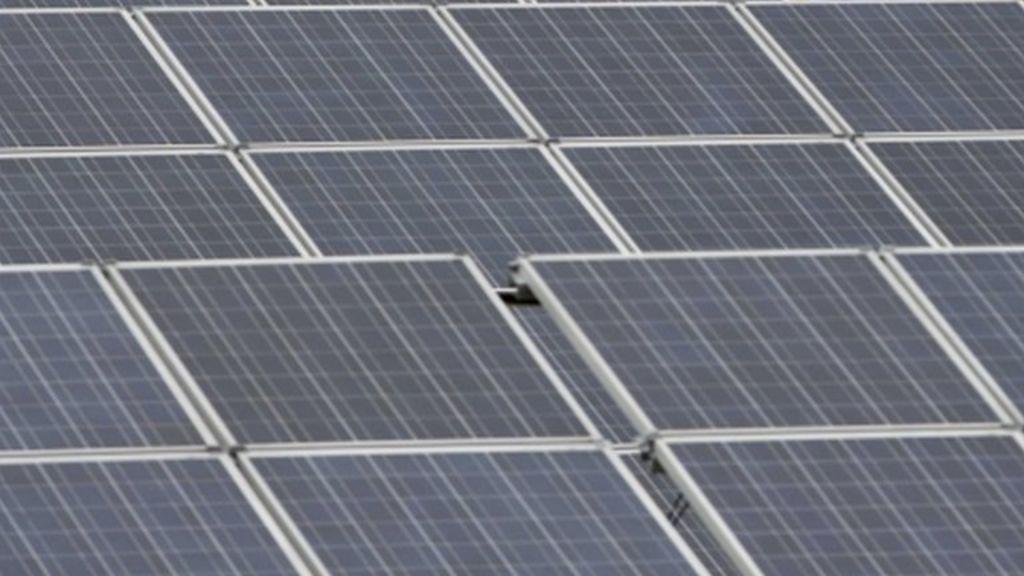 Solar energy farm business plan