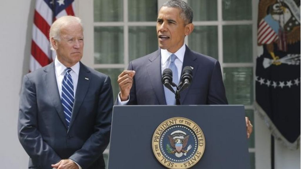 Obama To Seek Congress Vote On Syria Military Action Bbc