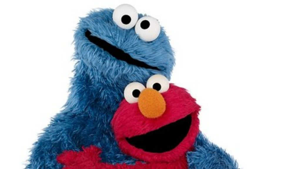 cookie monster and elmo to join cbeebies bbc news