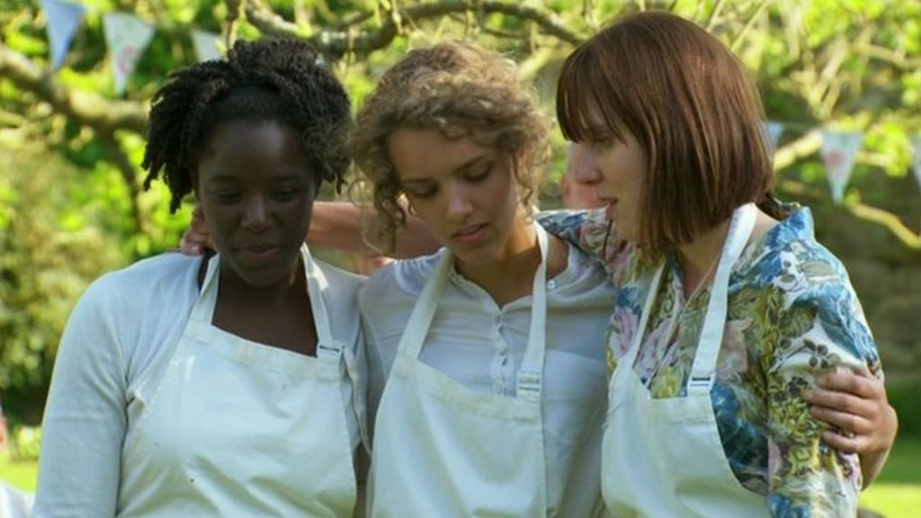 Great British Bake Off: Moment winner was crowned - BBC News