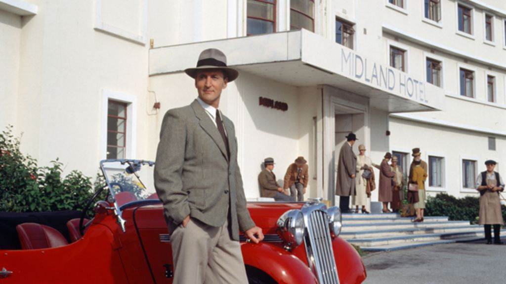 Goodbye to the splendid 1930s world of Poirot - BBC News