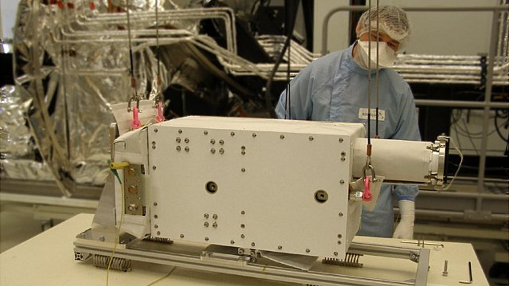 Uk built video camera launches to international space for When was the international space station built