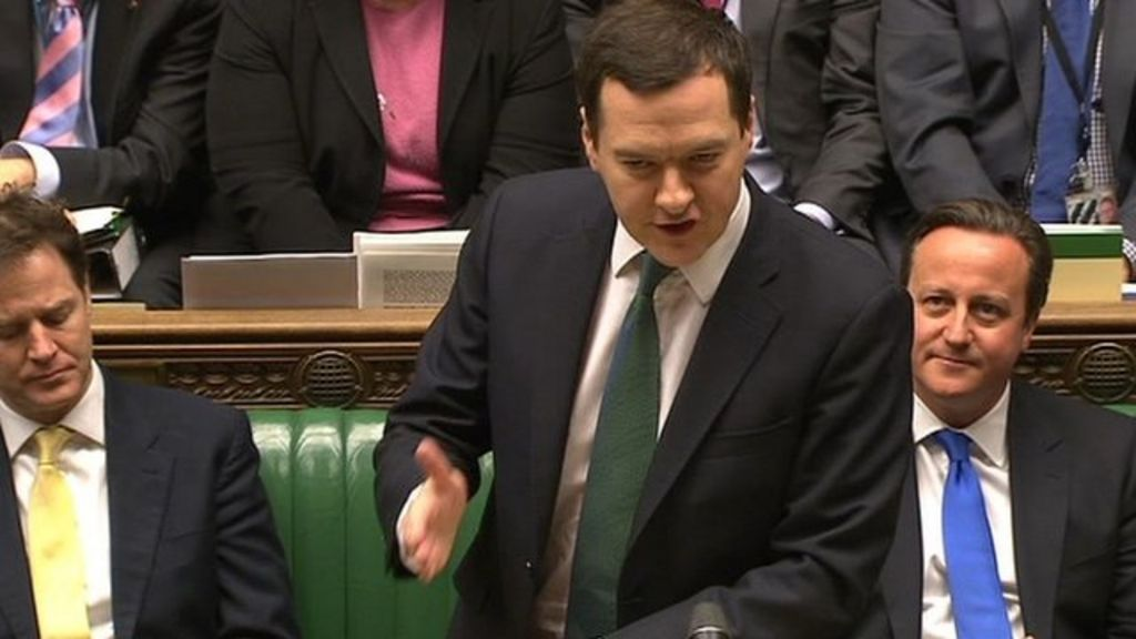 Autumn Statement: George Osborne says austerity plan is ...