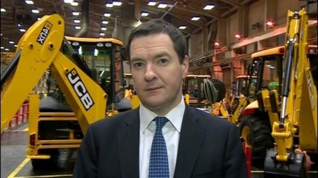 Autumn Statement: George Osborne wants 'balanced' recovery ...