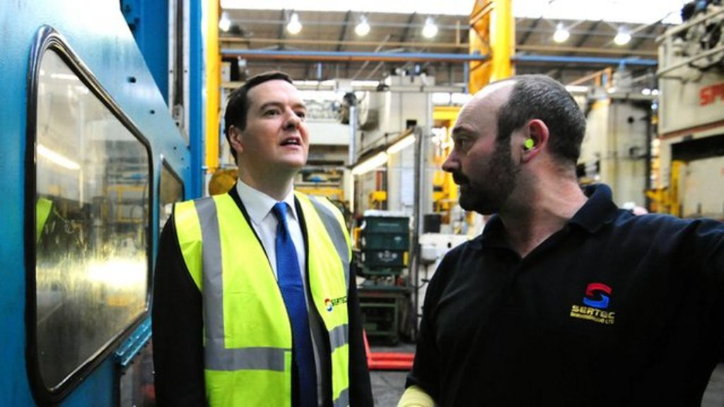 George Osborne Cautious On Self Defeating Minimum Wage