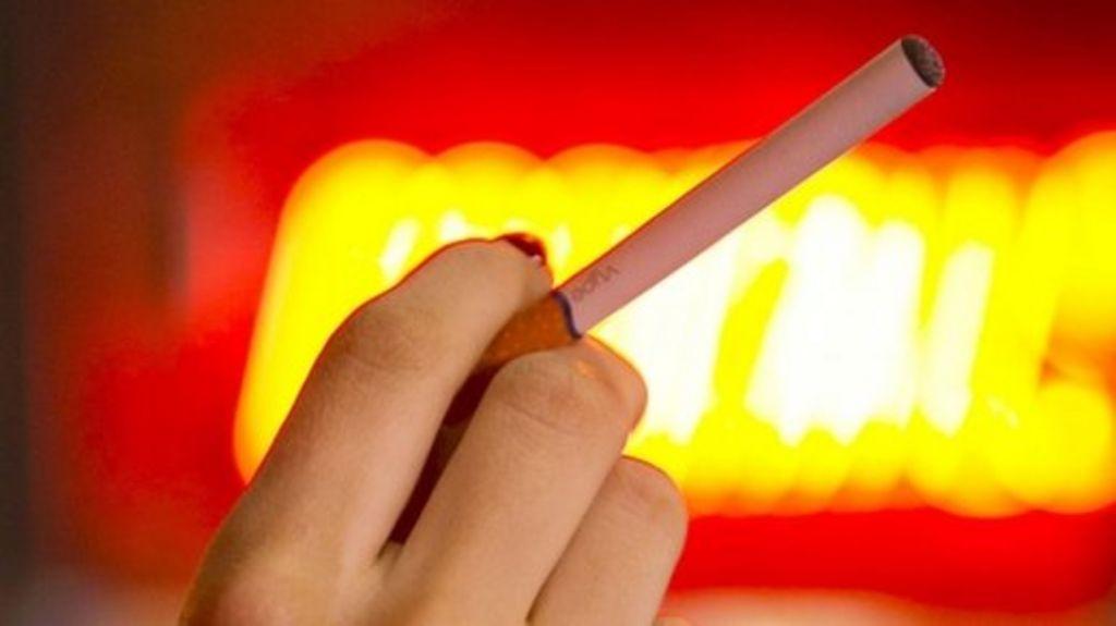 Information on the e cigarette