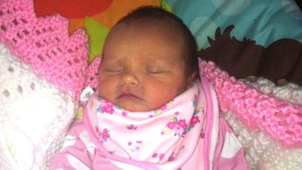 Forensic tests into baby Eliza-Mae's death 'may take time' - BBC News